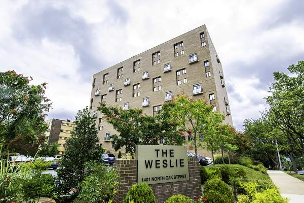 The Weslie Condos in Arlington, VA
