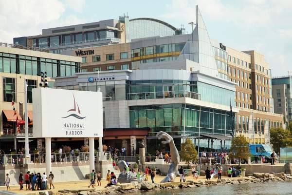 National Harbor in Prince George's County, MD