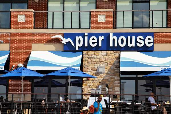 Pier House in Prince George's National Harbor MD