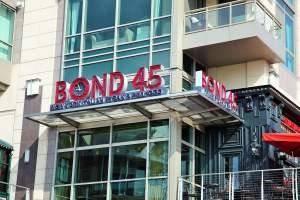 Bond 45 Restaurant in National Harbor MD