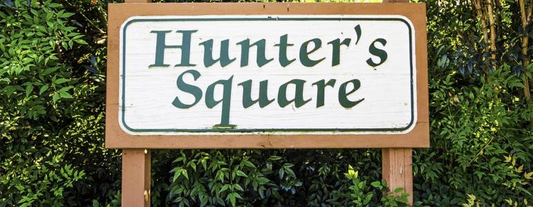 Homes for Sale in Hunter's Square