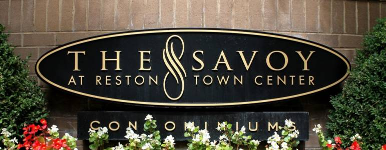 Homes for Sale in the Savoy at Reston Town Center