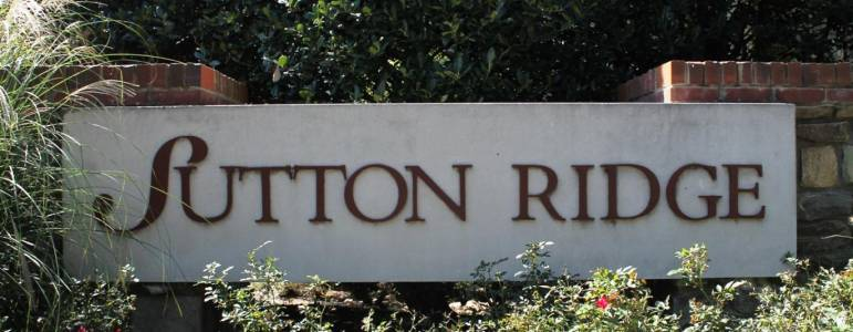 Homes for Sale in Sutton Ridge