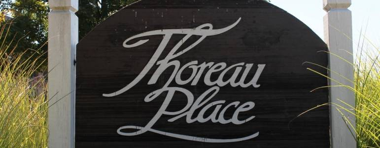 Homes for Sale in Thoreau Place