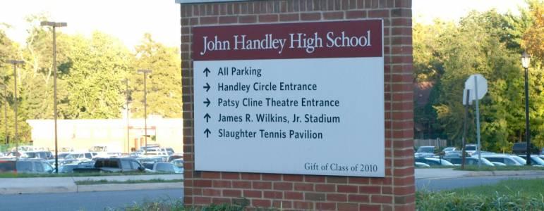 Winchester, Virginia High Schools
