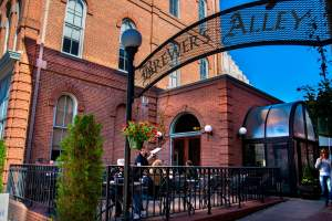 Brewers Alley in Downtown Frederick, MD