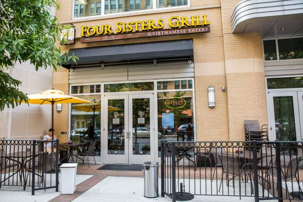 Four Sisters Grill in Arlington, VA