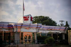 Diner in Arlington, VA