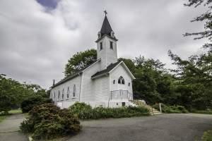 Wakefield Chapel in Annandale, VA.