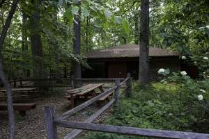 Hidden Oaks Nature Center in Annandale, VA.