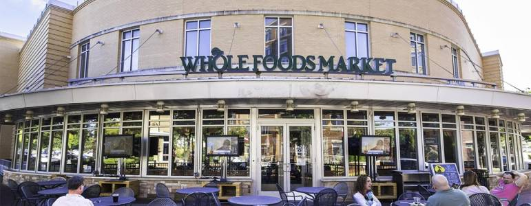 Whole Foods (Fair Lakes, VA)
