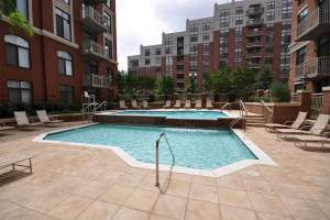 Station Square Condo Pool