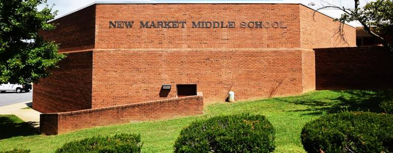 New Market Middle School