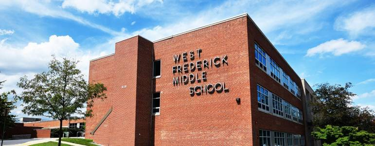 West Frederick Middle School