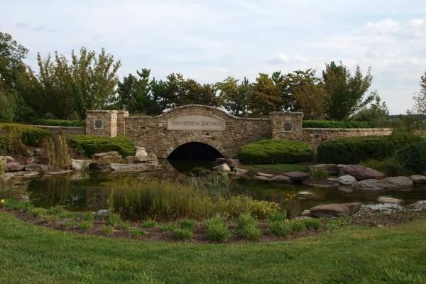 Snowden Bridge Community Bridge Winchester VA