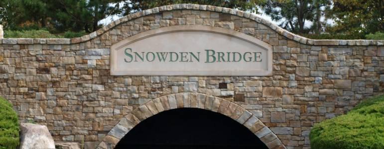 Homes for Sale in Snowden Bridge