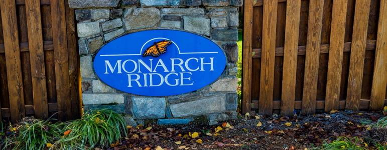 Homes for Sale in Monarch Ridge
