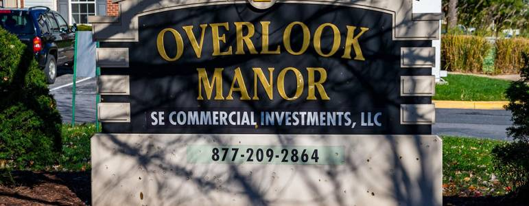 Homes for Sale in Overlook Manor