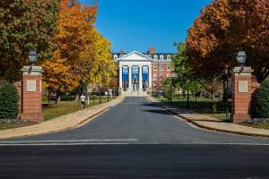 Hood College in Frederick, Maryland