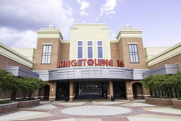 Kingstowne Theatre in Kingstowne, VA.
