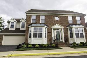 Home on Alderman Drive for sale in Kingstowne, VA.