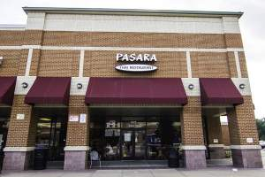 Pasara Thai Restaurant in Kingstowne