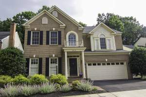 Single Family Home for sale in Kingstowne, VA.
