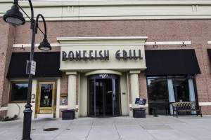 Bonefish Grill in Kingstowne, VA.