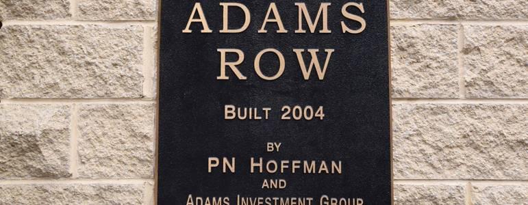 Adams Row Condo