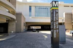 Mt Vernon Square Metro