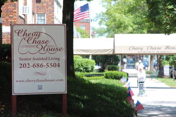 The Chevy Chase House Assisted Living in Washington DC's Chevy Chase