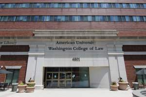 American University: Washington College of Law