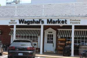 Wagshal's Market in Spring Valley