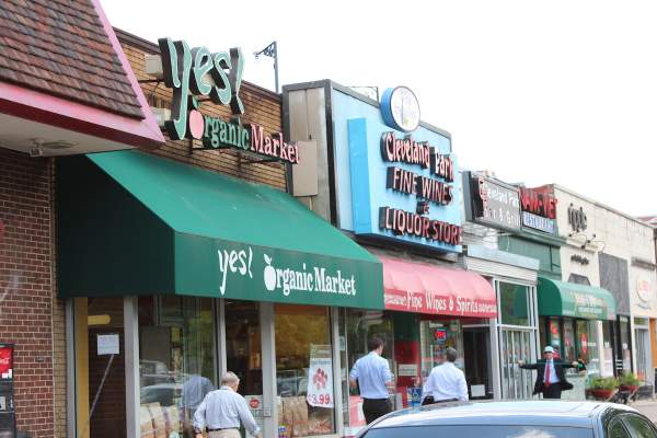 Neighborhood Shops in Washington, DC's Cleveland Park