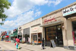 Shopping in Washington DC's Cleveland Park Neighborhood