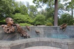 Kahlil Gibran Memorial in Observatory Park