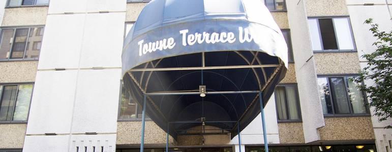 Town Terrace West Condo