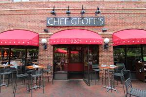Chef Geoff's in Cathedral/Wesley Heights Neighborhood