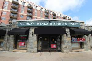 Burka's Wine & Spirits in Cathedral/Wesley Heights