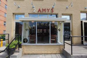 2 Army's Neapolitan Restaurant in Cathedral/Wesley Heights