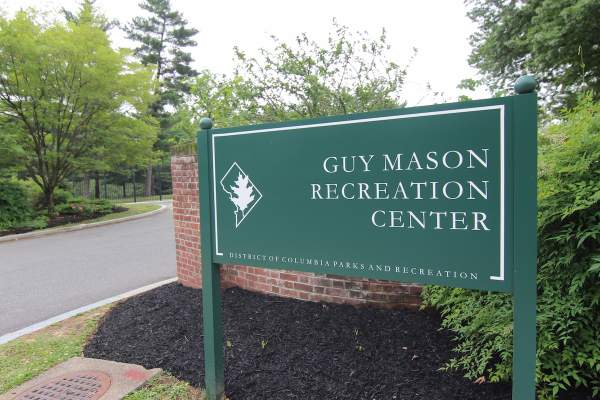 Guy Mason Recreation Center in Washington DC's Glover Park