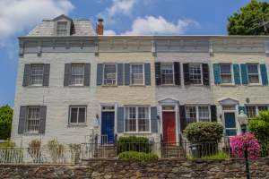 Row Homes for sale in Georgetown