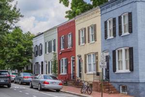 Colonial Georgetown Homes for sale in Washington, DC