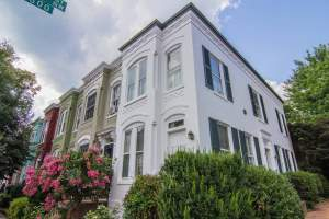 Georgetown Row Homes for sale in Washington, D.C.