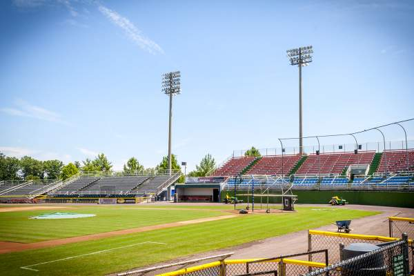 Potomac Nationals Field in Woodbridge, Virginia