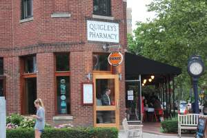 Quigley's Pharmacy in Washington DC's Foggy Bottom Neighborhood