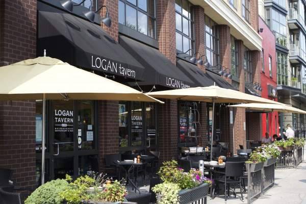 Logan Circle's Logan Tavern in Washington, DC