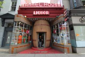 Barrel House Liquor Store in Logan Circle
