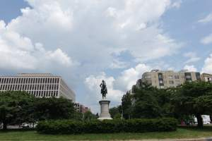 Major General  John A.  Logan Statue, Washington, DC