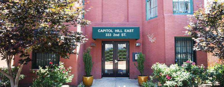 Capitol Hill East Condo